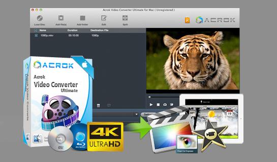 ProRes Converter for Final Cut Pro X-Convert MXF/AVCHD/MTS